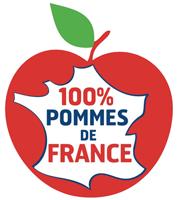 100% pommes