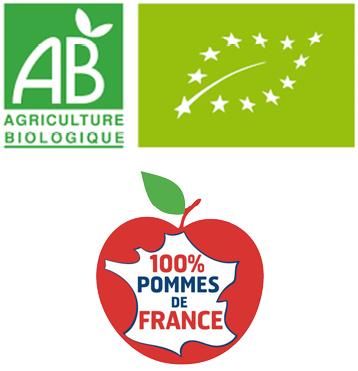Logos labels